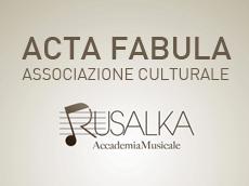 Acta Fabula