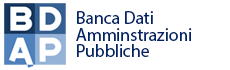BDAP Banca Dati Amministrazioni Pubbliche